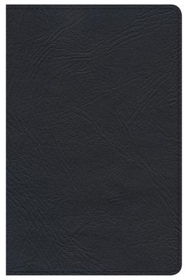 Minister's Pocket Bible: NKJV Edition, Black Genuine Leather Cover Image