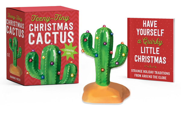 Teeny-Tiny Christmas Cactus: It Lights Up! (RP Minis) Cover Image