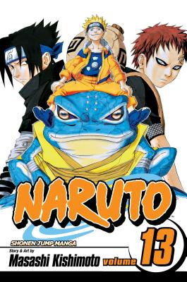 Naruto, Volume 13 Cover