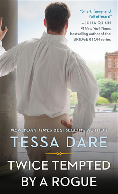 Twice Tempted by a Rogue Cover