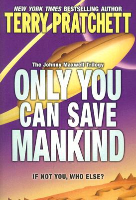 Only You Can Save Mankind Cover