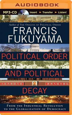 Cover for Political Order and Political Decay