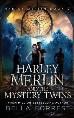 Harley Merlin 2: Harley Merlin and the Mystery Twins Cover Image