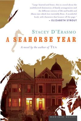 A Seahorse Year Cover