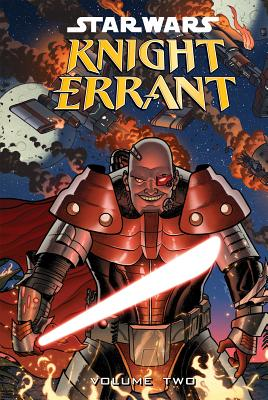 Star Wars Knight Errant: Aflame, Volume Two (Star Wars: Knight Errant #2) Cover Image