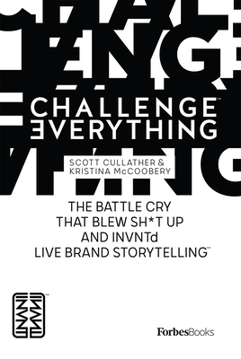 FORBESBOOKS CHALLENGE EVERYTHING cover image