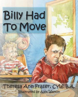 Billy Had to Move Cover