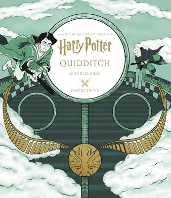Harry Potter: Magical Film Projections: Quidditch Cover Image