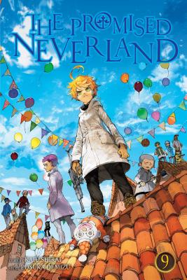 The Promised Neverland, Vol. 9 Cover Image