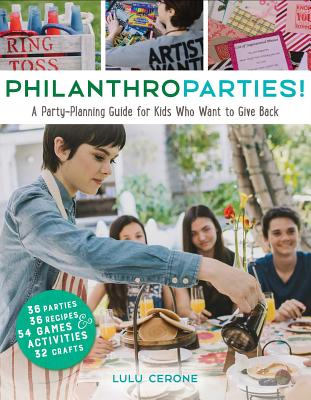 Philanthroparties! Cover