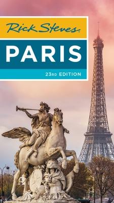 Rick Steves Paris Cover Image