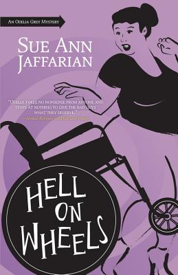 Hell on Wheels (Odelia Grey Mysteries #9) Cover Image