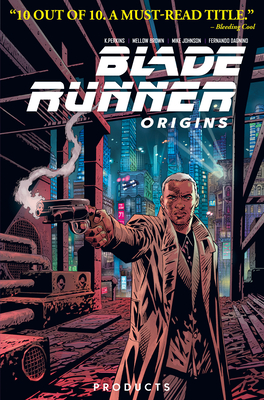 Blade Runner: Origins Vol. 1: Products Cover Image