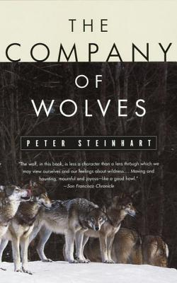 Cover for The Company of Wolves