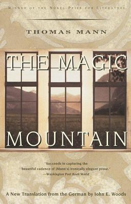 The Magic Mountain (Vintage International) Cover Image