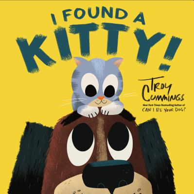 I Found A Kitty! Cover Image