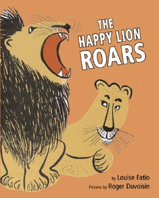 The Happy Lion Roars Cover