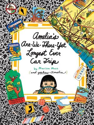 Cover for Amelia's Are-We-There-Yet Longest Ever Car Trip