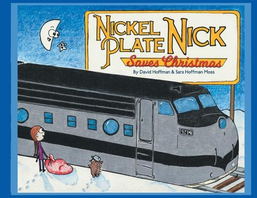 Nickel Plate Nick Saves Christmas Cover Image
