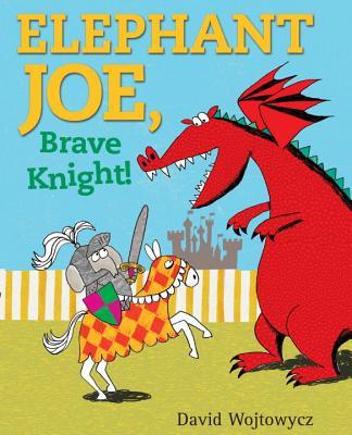 Elephant Joe, Brave Knight! Cover