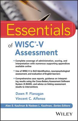Essentials of Wisc-V Assessment (Essentials of Psychological Assessment) Cover Image