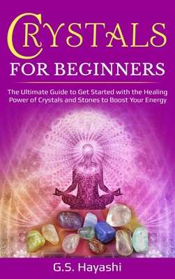 Crystal for Beginners Cover Image