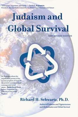 Cover for Judaism and Global Survival