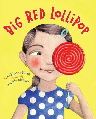 Big Red Lollipop Cover