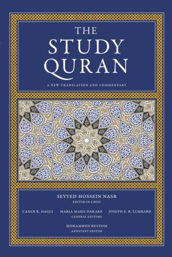 The Study Quran: A New Translation and Commentary Cover Image