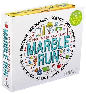 Engineer Academy: Marble Run Cover Image