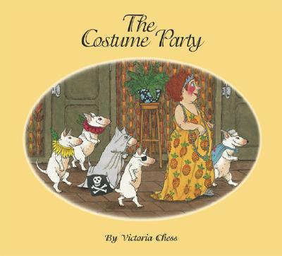 The Costume Party Cover