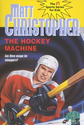 The Hockey Machine Cover Image