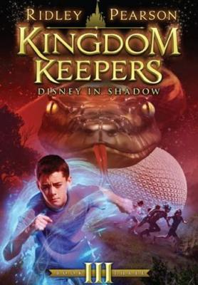 Disney in Shadow (Kingdom Keepers #3) Cover Image