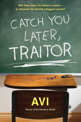 Cover for Catch You Later, Traitor