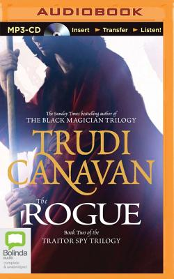 Cover for The Rogue (Traitor Spy Trilogy #2)