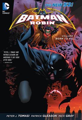 Batman and Robin Vol. 1 Cover