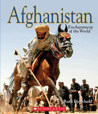 Afghanistan (Enchantment of the World) (Library Edition) Cover Image