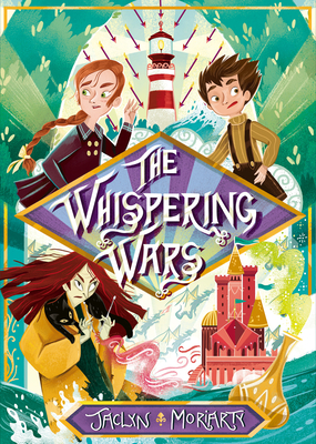The Whispering Wars Cover Image