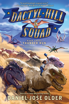 Thunder Run (Dactyl Hill Squad #3) Cover Image