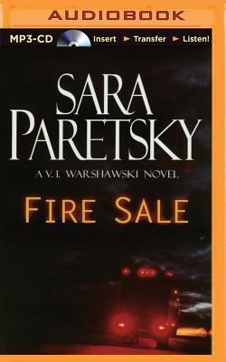 Fire Sale (V.I. Warshawski Novels) Cover Image