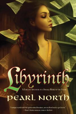 Libyrinth: A Fabulous Adventure on a Strange World of the Future Cover Image