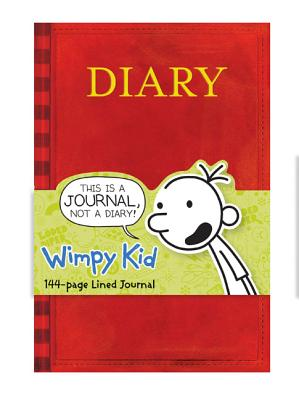 Diary of a Wimpy Kid Journal Cover Image