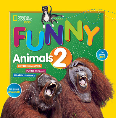 Just Joking Funny Animals 2 Cover Image