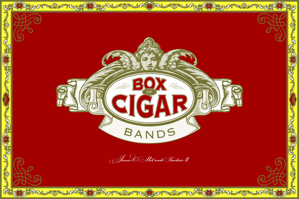 Box of Cigar Bands Cover Image