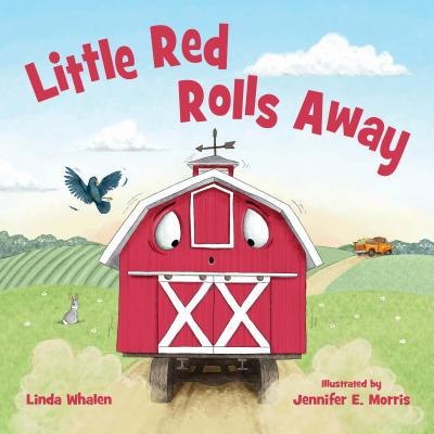 Little Red Rolls Away Cover