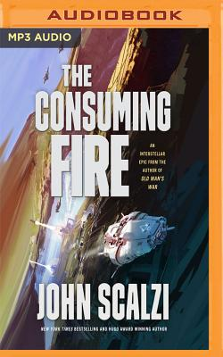 The Consuming Fire Cover Image