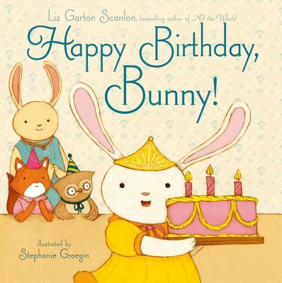 Happy Birthday, Bunny! Cover Image