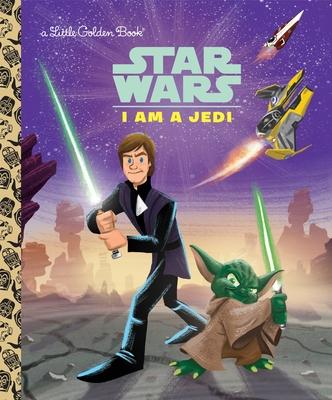I Am a Jedi (Star Wars) (Little Golden Book) Cover Image