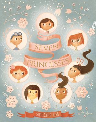 The Seven Princesses Cover