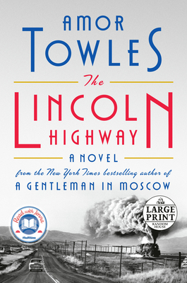 The Lincoln Highway Cover Image